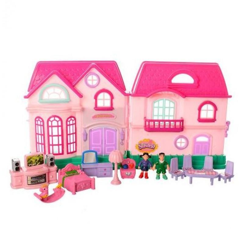 Кукольный домик Happy Family (арт. 16526D)