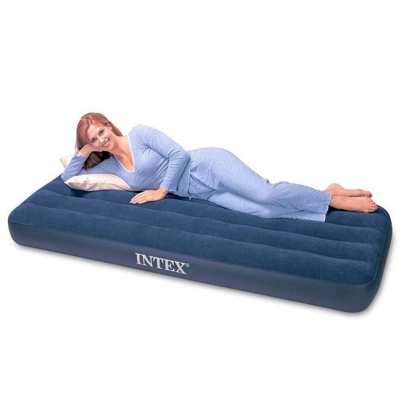 Матрас надувной, Одноместный (Intex 64756)