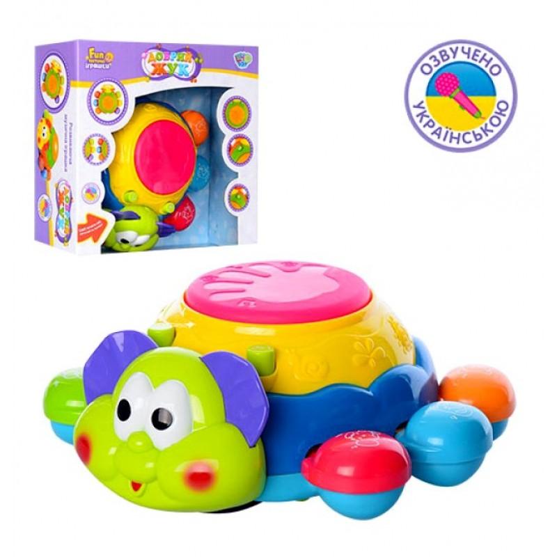 "Музыкальная игрушка ""Добрый Жук"" (Limo Toy 7259)"