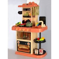Детская игровая кухня 72 см. с водой и паром (арт. 889-184)