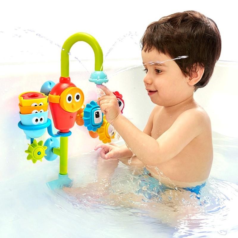 Игрушка для ванной - Водопад волшебный кран (Yookidoo 20006)
