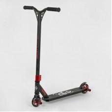 Самокат трюковый, HIC-система, алюминиевый диск, пеги (Best Scooter 94655)