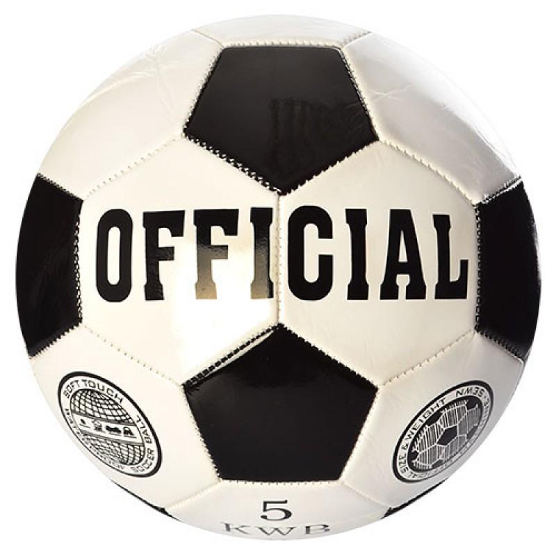 Мяч футбольный - Official (арт. 2500-20A)