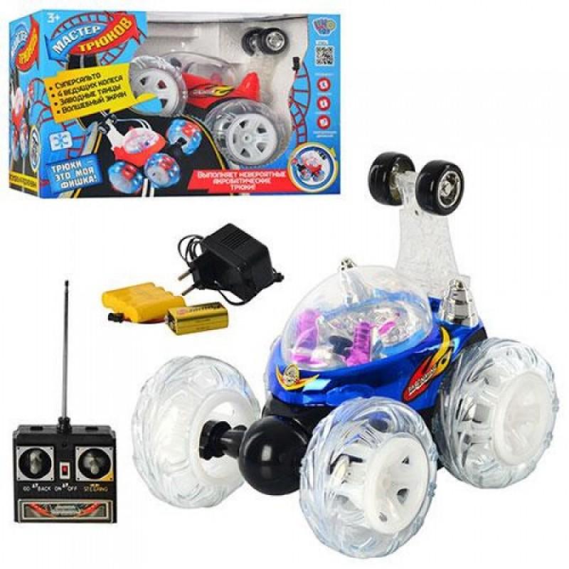 Машинка трюковая на р/у (Limo Toy 9293-9294)