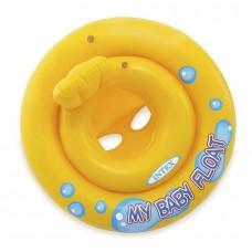 """Детский надувной круг с трусиками """"Мой Малыш"""" (Intex 59574)"""