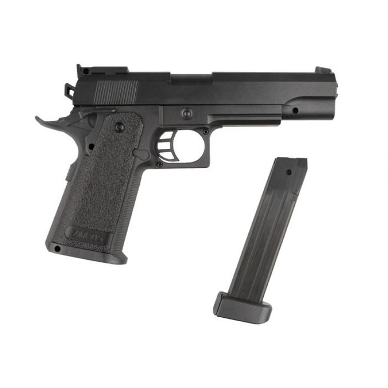 Игрушечный пистолет «Colt 1911», металл/пластик (CYMA ZM05)