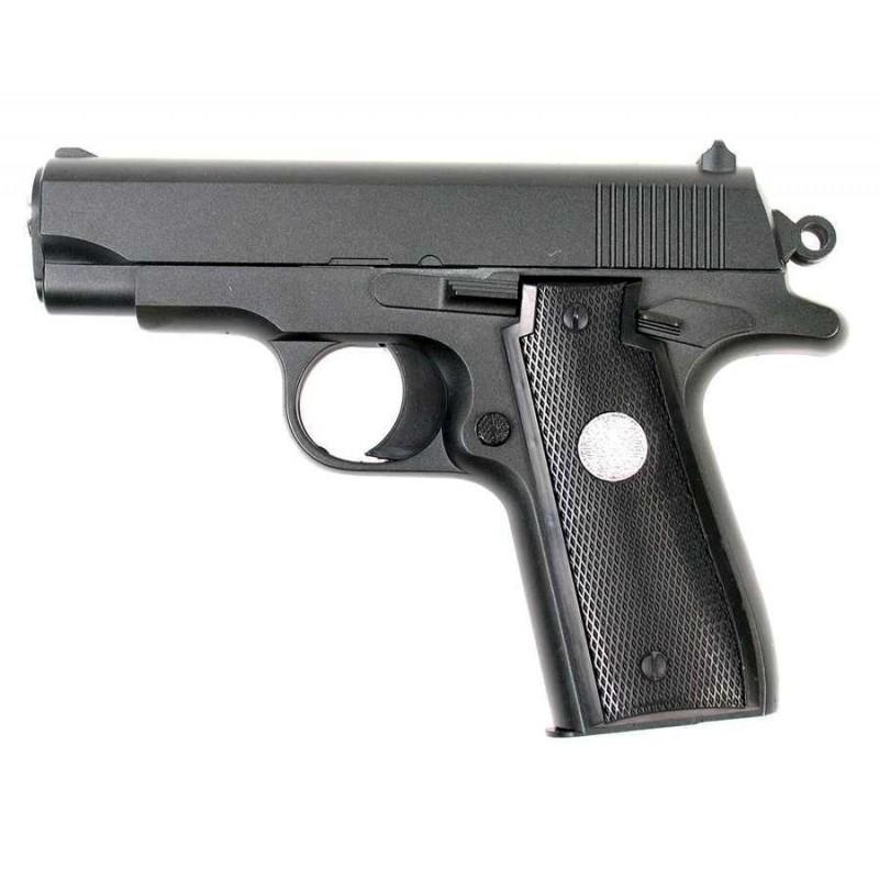 Игрушечный пистолет - металл, Browning mini (Galaxy G.2)
