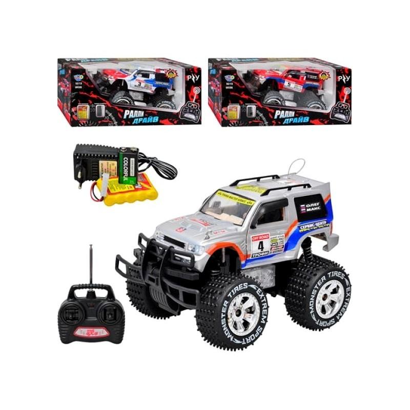 Машина на радиоуправлении - Джип Ралли Марафон (Limo Toy 6568-318)