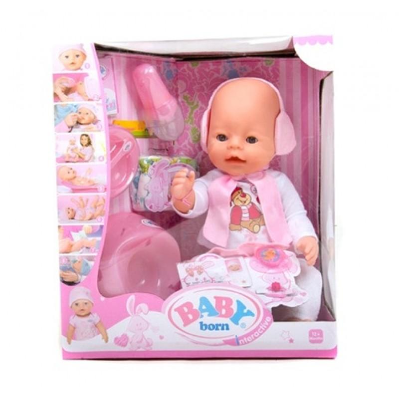Пупс Baby Born, аналог (арт. BL010B)
