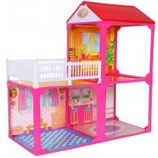 Двухэтажный для кукoл Барби My Lovely Villa (арт. 6982A)