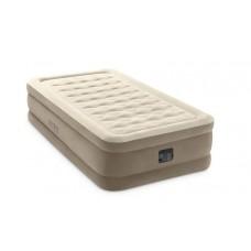 Кровать велюр со встроенным насосом (Intex 64426)