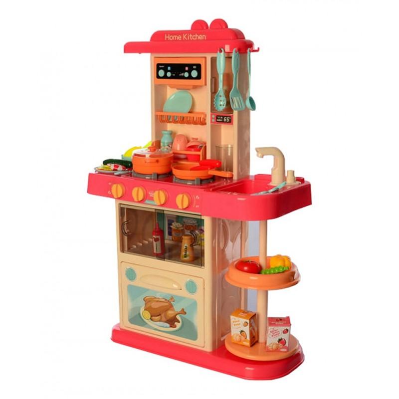 Детская игровая кухня 72 см. с водой (арт. 889-182)
