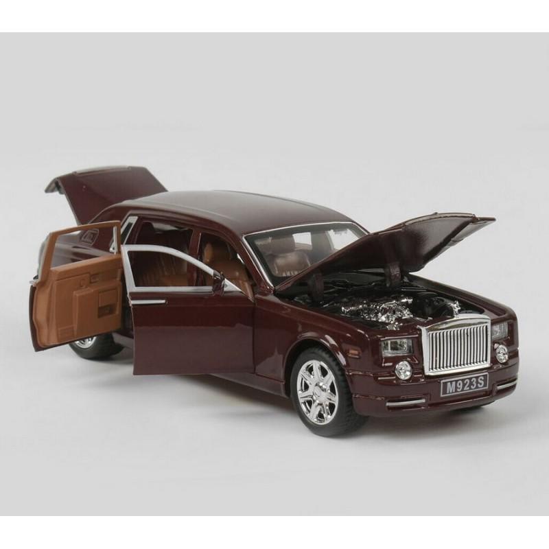 """Машина металлическая """"Auto Expert"""" класса Rolls-Royce, 2 цвета (арт. EL2566)"""