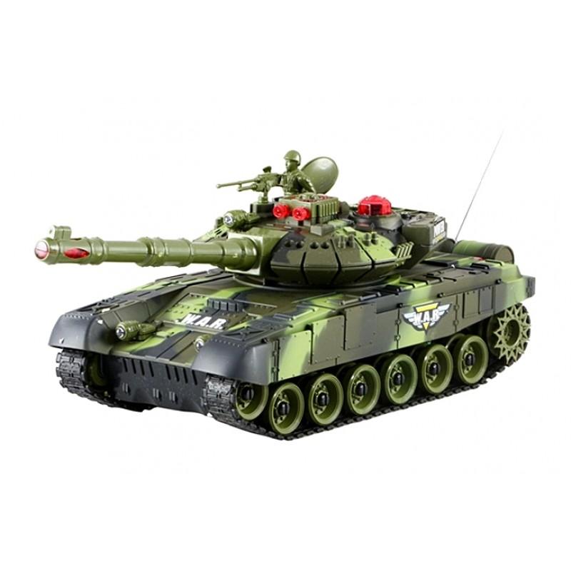 """Боевой танк M1 """"Abrams"""" на радиоуправлении (арт. 9993)"""