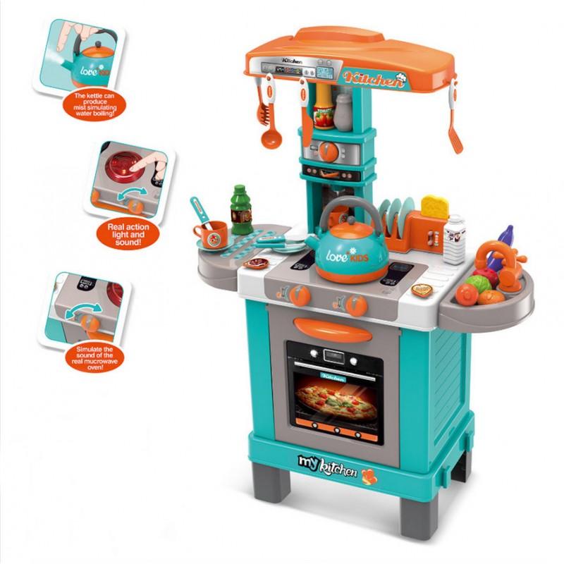 Кухня детская с холодным паром (арт. 008-939A)