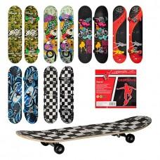 Скейтборд (Profi MS 0354-1)