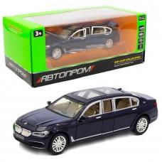 Автомодель 1:24 BMW 760 (Автопром 7695)