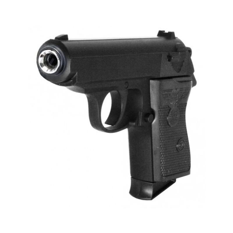 Игрушечный пистолет «Вальтер ПП», металл/пластик (CYMA ZM02)