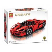 Конструктор Техник/Technic - Enzo Ferrari (Bela 10571)