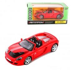 Автомодель 1:24 Porsche Carrera GT (Автопром 68242A)