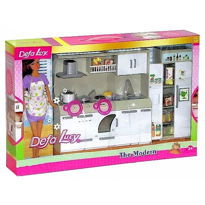 Игравой набор «Модная кухня» (Defa 6085)