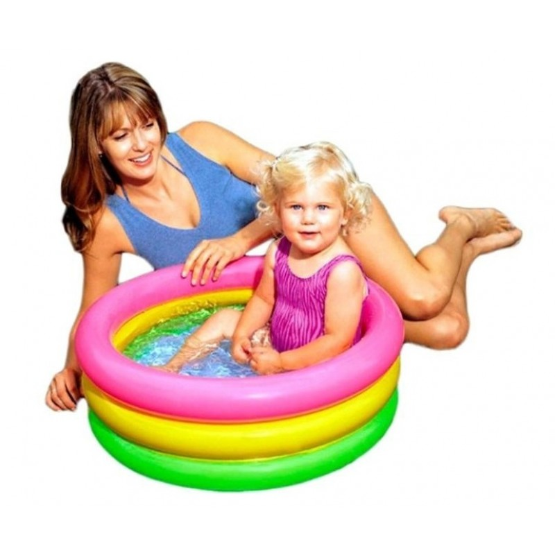 Детский надувной бассейн (Intex 57107)