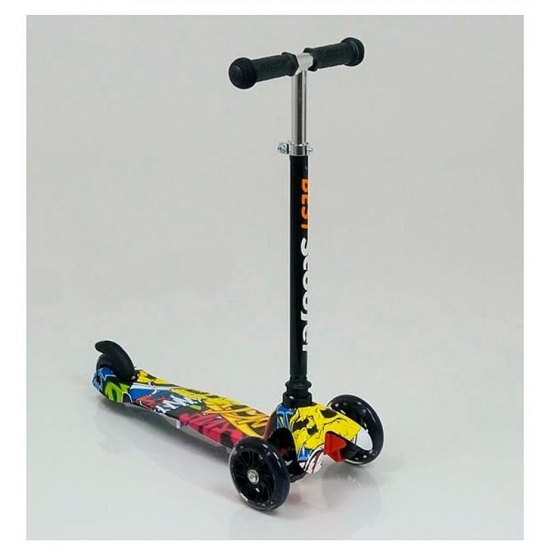Самокат 3-х колёсный MINI (Best Scooter 1297)