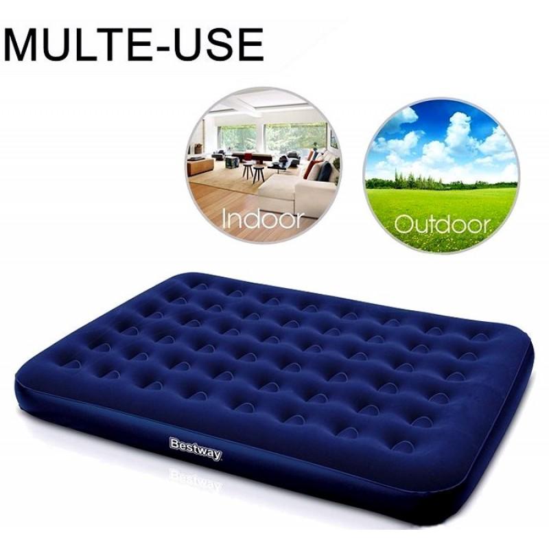Двуспальный надувной матрас (Bestway 67004)