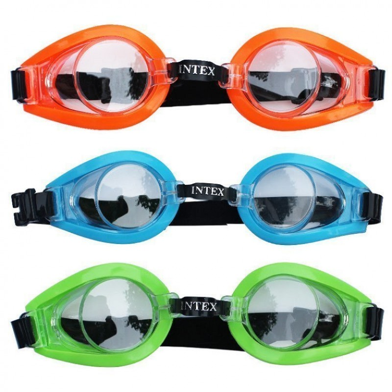 Детские очки для плавания (Intex 55602)