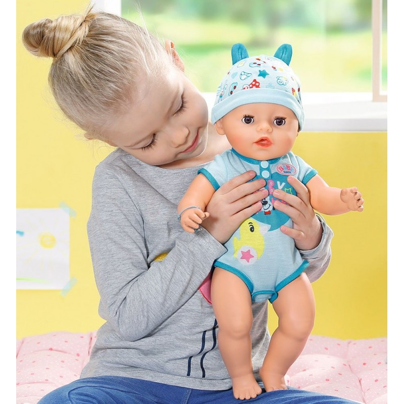 """Кукла Baby Born """"Нежные объятия"""" - Очаровательный Малыш (Zapf Creation 824375)"""