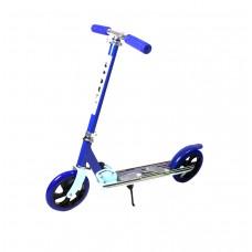Самокат детский 2-колесный синий (Baby Tilly BT-KS-0168)