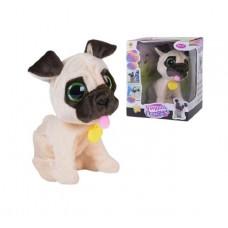 Интерактивная собака Huada Toys - Умный питомец, Бежевый (арт. JD-R9902)
