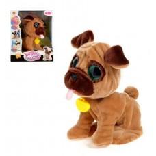 Интерактивная собака Huada Toys - Умный питомец, Коричневый (арт. JD-R9902)