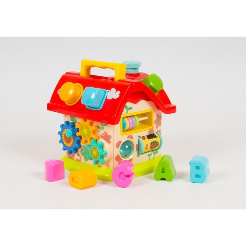 """Музыкальный развивающий """"Чудо-Домик"""" (Limo Toy M0001)"""