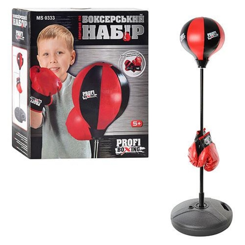 Боксерский набор Profi Boxing (Profi  MS0333)