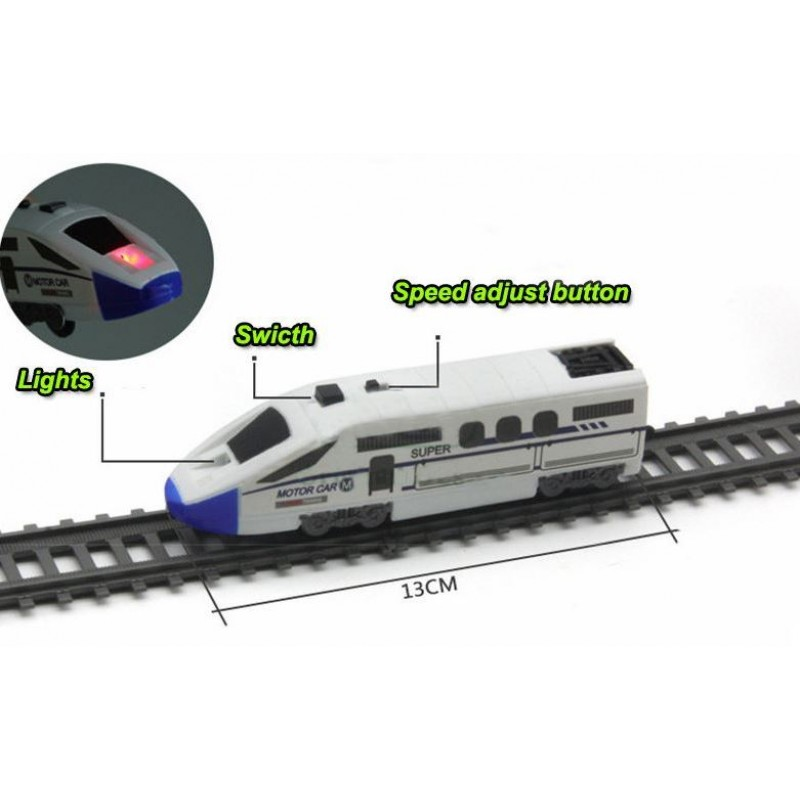 Железная дорога,  366 см  (арт. 2184)
