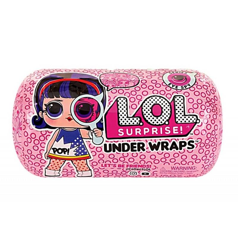 Кукла L.O.L. в капсуле S4 - Секретные месседжи, Аналог (арт. 88211B)