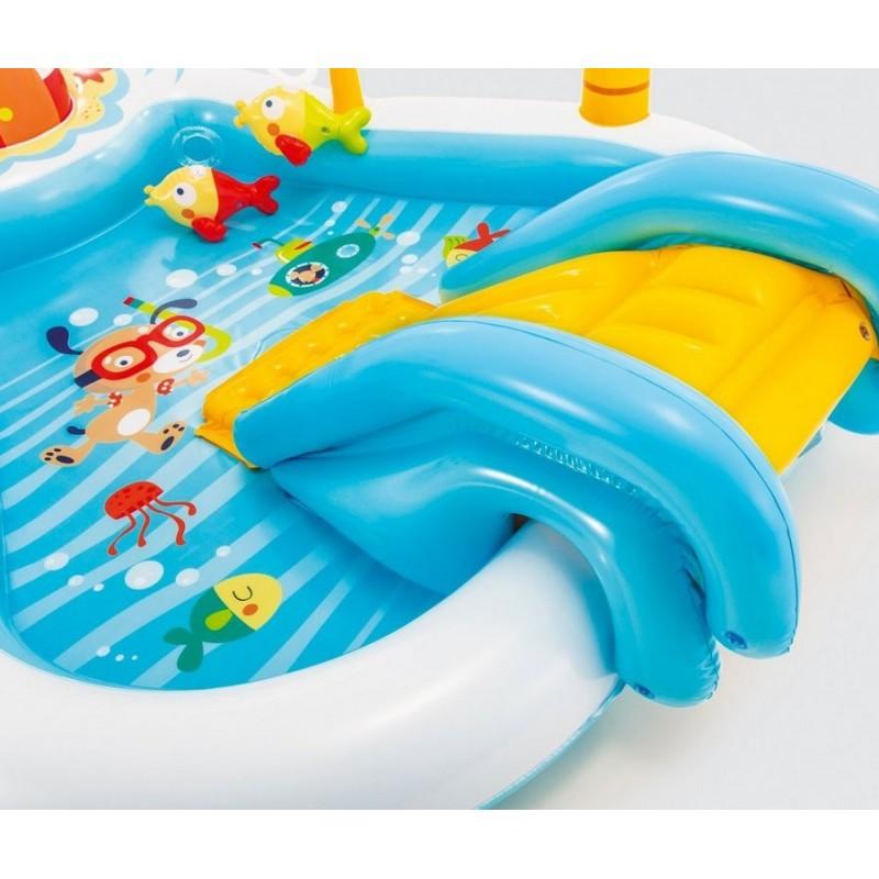 """Детский игровой центр """"Веселая рыбка"""" (Intex 57162)"""