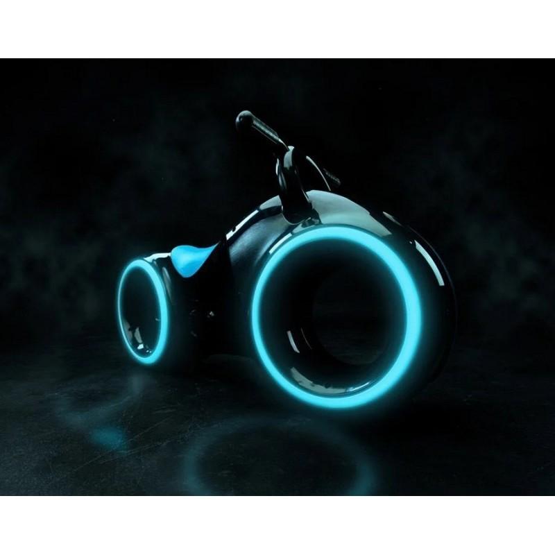 Беговел - Космо-Байк с динамиками, Bluetooth и LED-подсветкой, Black/Blue (Tilly GS-0020)