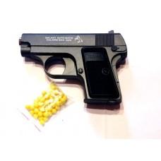 Игрушечный пистолет «Браунинг 1906», металл/пластик (CYMA ZM03)