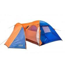 Палатка четырехместная с тамбуром и тентом (Coleman 1036)