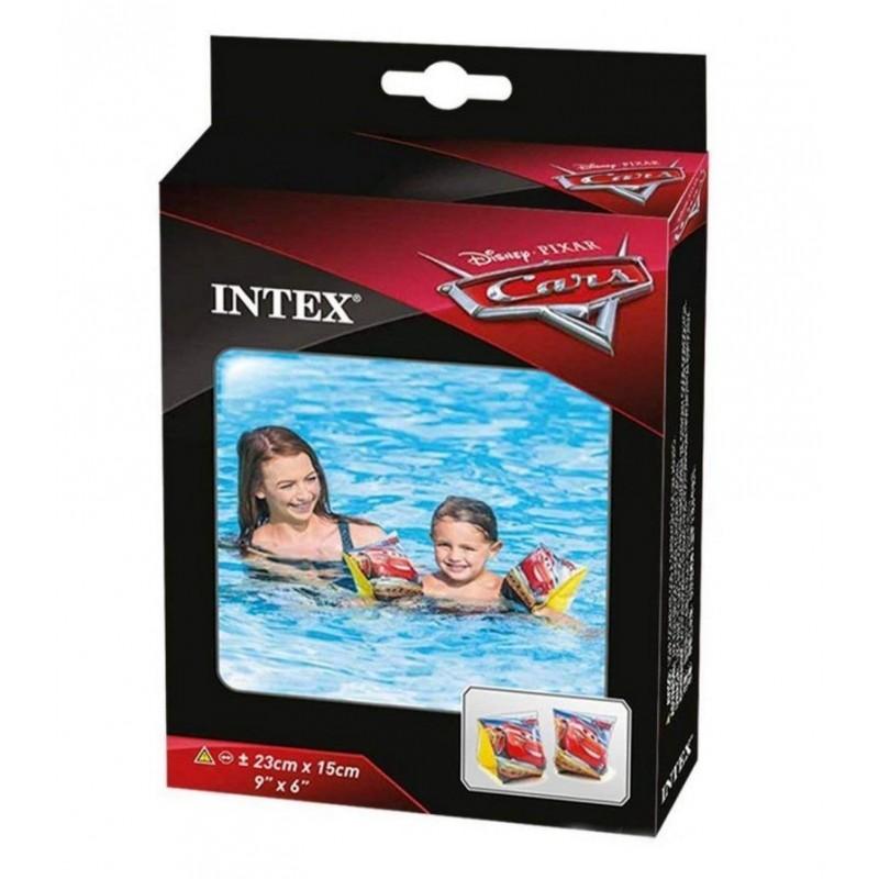 """Детские надувные нарукавники для плавания """"Тачки"""" (Intex 56652)"""