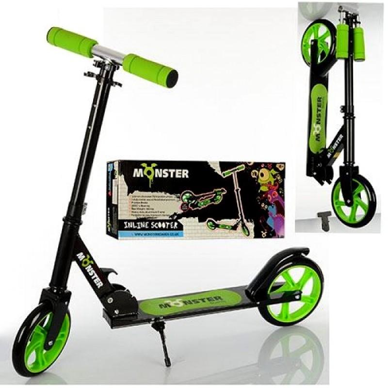 Самокат Profi Monster Inline Scooter (Profi SR 2-010)