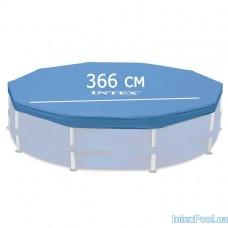 Тент для каркасного круглого бассейна - 366 см (Intex 28031)