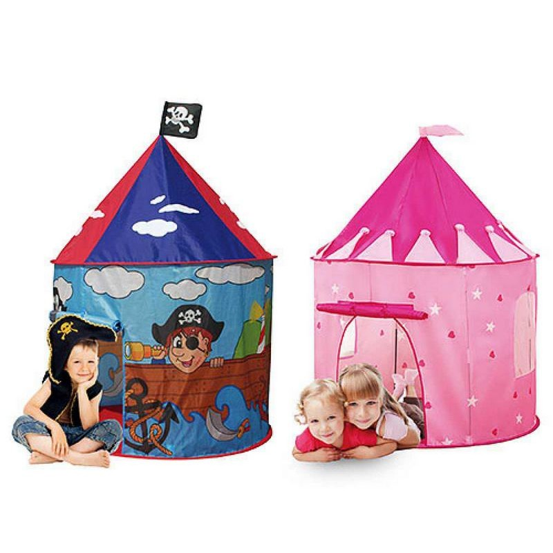 """Детская палатка """"Пиратский корабль"""" (Bambi M3317)"""