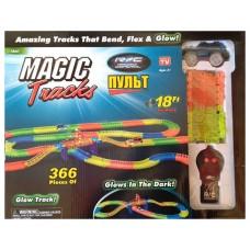 Гоночный трек Magic Tracks с пультом, 366 дет. (арт. R366)