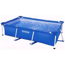 Каркасный бассейн Rectangular Frame Pool (Intex 28271)