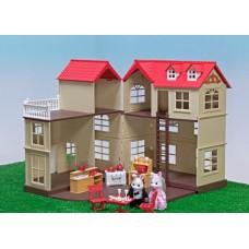 "Домик Happy Family ""Загородный дом"" (BK Toys Ltd 012-10)"