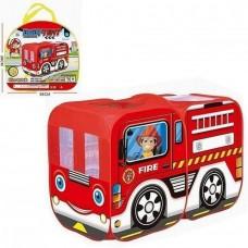 Детская палатка - Пожарная машина (арт. M5783)