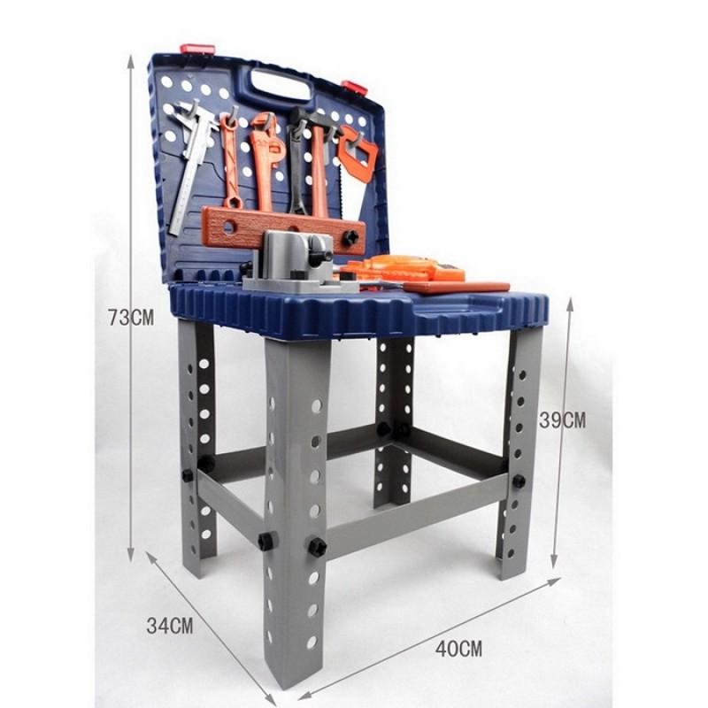 Набор инструментов со столиком - в чемодане (арт. 008-21)
